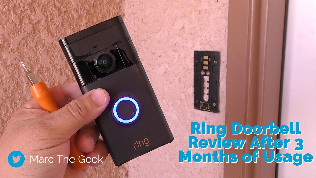 Ring Doorbell Review After 3 Months of Usage