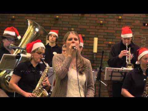 "Bigband "" Just Mad""   SKYFALL by Adele Adkins arr. Roger Holmes"