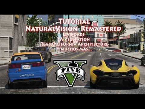 Repeat Vídeo Tutorial NaturalVision Remastered y Mods Recomendados