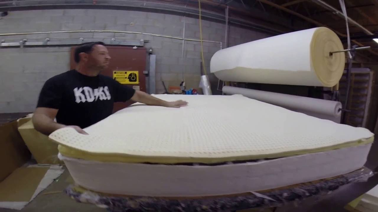 how to fix a sagging sealy mattress diy style with latex youtube