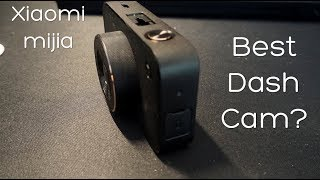 Xiaomi mijia Car Dash Camera Review