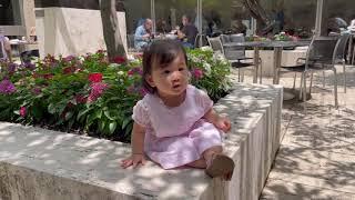[육아 vlog] 미술관에서 애프터눈 티타임!!  야외…