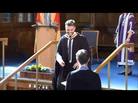 The University of Manchester Degree Congregations July 2015