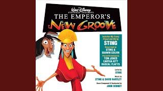 Run Llama Run (From The Emperor's New Groove/Score)