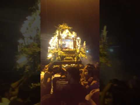 Good Friday Procession in Pakil Laguna
