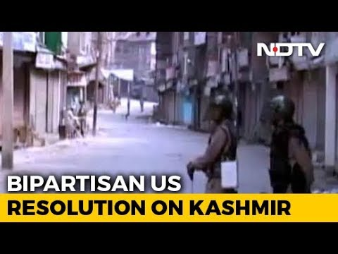 """Restore Internet, End Detentions In J&K"": Bipartisan Resolution In US"