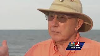 Florida's coastal residents bagging sand, preparing for Irma