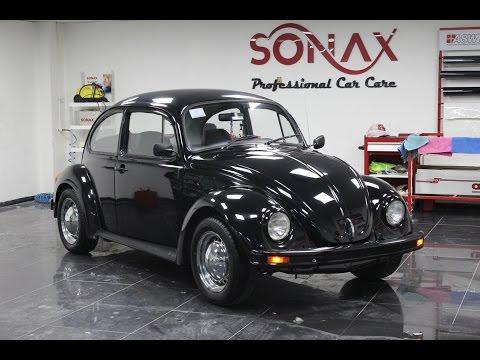 1997 Volkswagen Beetle Cold Start
