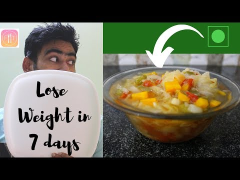 This Simple Trick will help you lose 3 kg weight in 7 days - No Dieting
