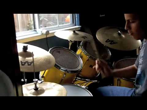 cannon rock drum cover