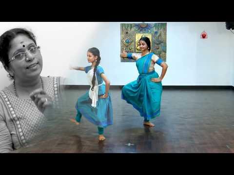 Tapasya episode 27 - Sridevi Nrithyalaya - Bharathanatyam Dance