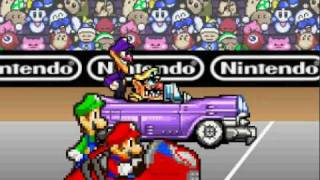 Super Mario Bros Z Episode 1