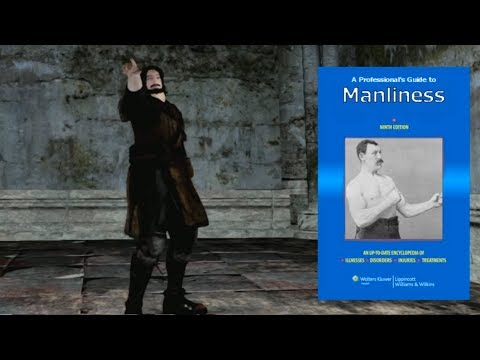 Dark Souls 2 – A Guide to Manliness