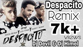 Despacito (Remix) 2018 - Dj Devil - Remake by Dj Himel - Stafaband