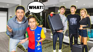 LUCAS And MARCUS Are MOVING INTO OUR HOUSE!!! | The Royalty Family