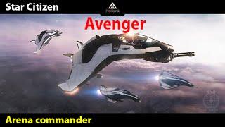 Avenger | Star Citizen | Arena Commander | CZ/SK(Ďalší pohlad na Star Citizen,tentokrát sa pozrieme na ďalšiu loď Avenger a trošku si v ňom aj zalietame :) -------------------------------------------------- Music by ..., 2015-09-19T16:03:15.000Z)