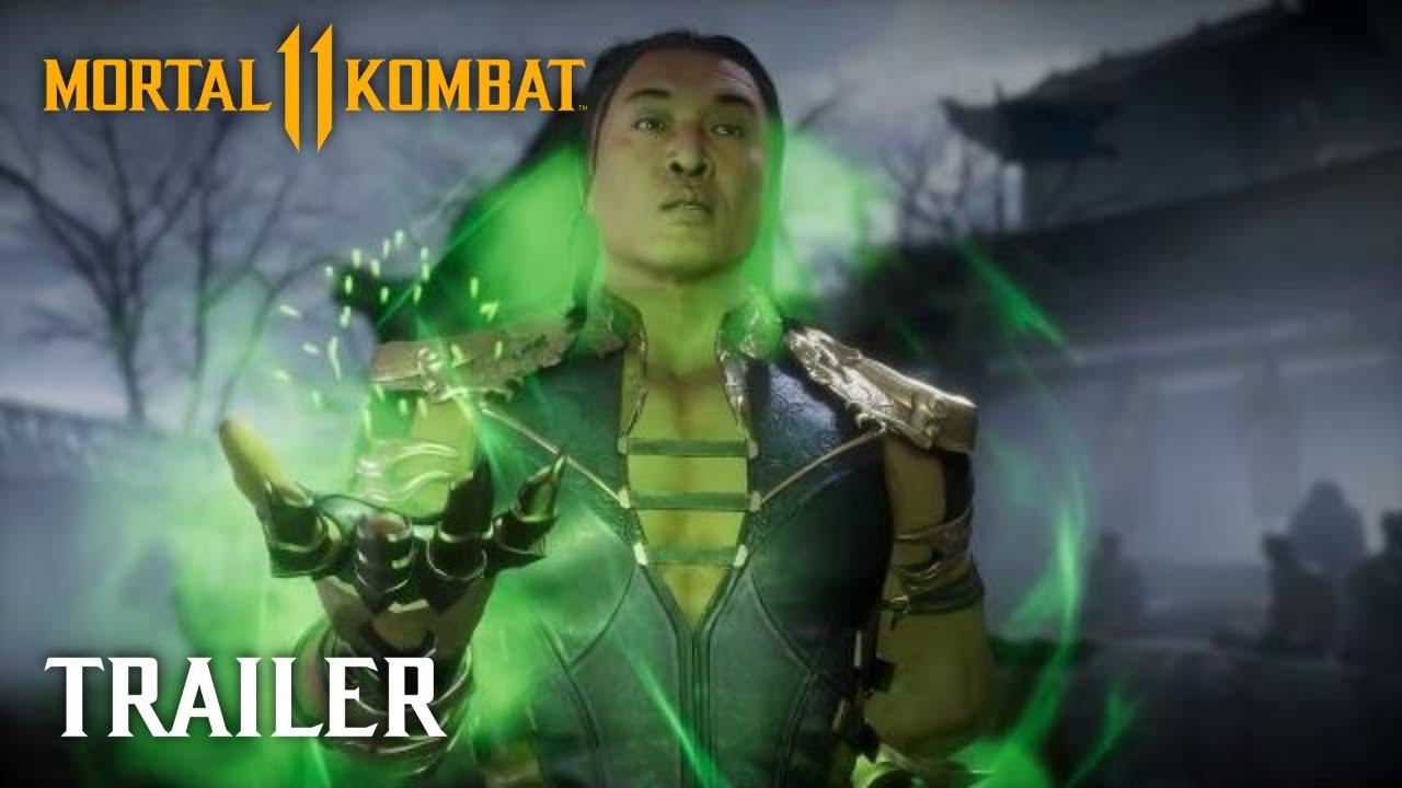 Mortal Kombat 11 Kombat Pack – Official Shang Tsung Gameplay Trailer thumbnail