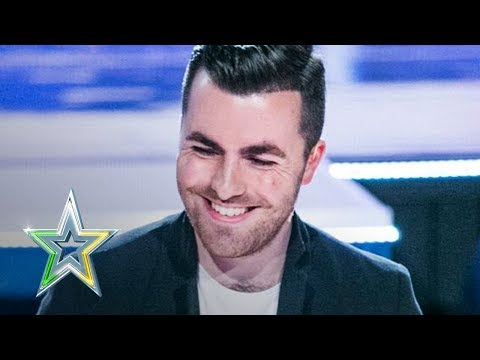 Magician Shocks The judges With Amazing Card Trick On Ireland's Got Talent 2018