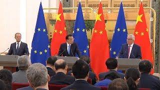 The Heat: China-EU meeting in Beijing Pt 2