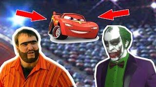 Video Şimşek McQueen ile Örümcek Adam Recep İvedik ve Jokerin Tuzağına Düşüyor (Çizgi Film Gibi) download MP3, 3GP, MP4, WEBM, AVI, FLV November 2017
