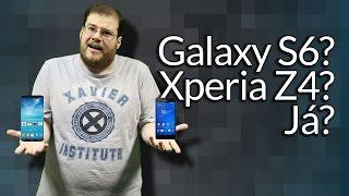 Hoje no TecMundo (19/12) - Galaxy S6, Xperia Z4, cena que motivou ataques à Sony e mais