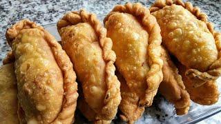 Bí quyết làm BÁNH GỐI CHIÊN/ BÁNH XẾP CHIÊN giòn xốp vỏ bánh có từng lớp - Món Ăn Ngon Mỗi Ngày