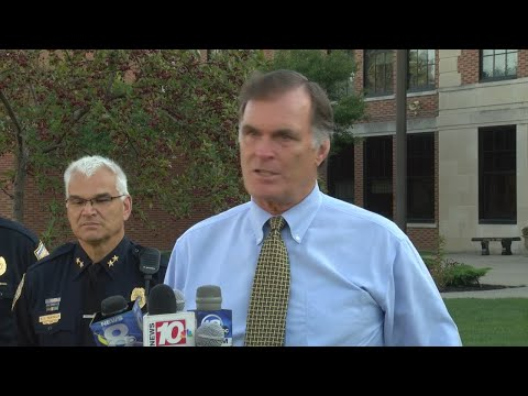 Police, school leaders address threat made at Irondequoit High School