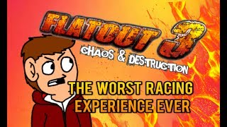EXPOSED - FlatOut 3: Chaos and Destruction (Game Review)