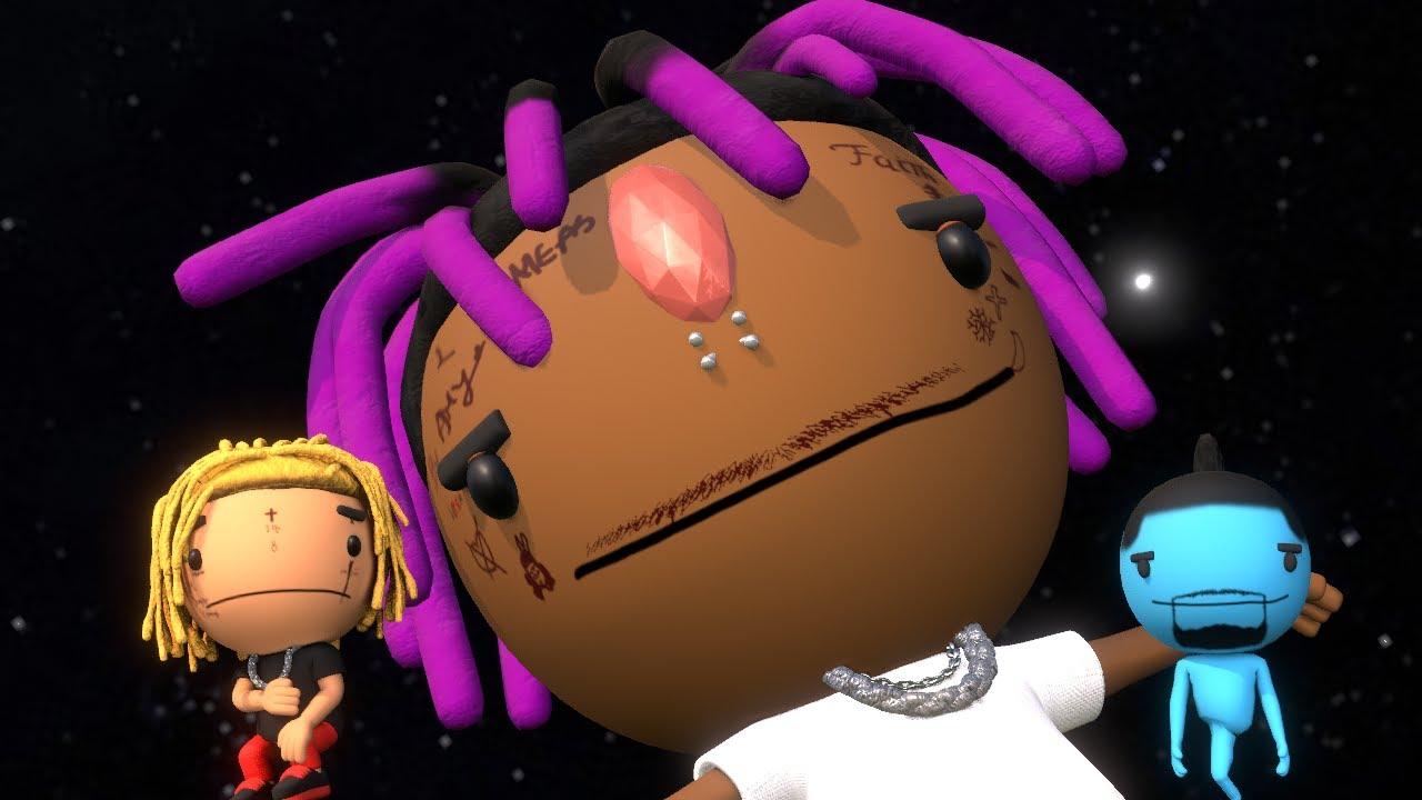 If Lil Uzi Vert Was A Giant ft Trippie Redd (Animated Skit)