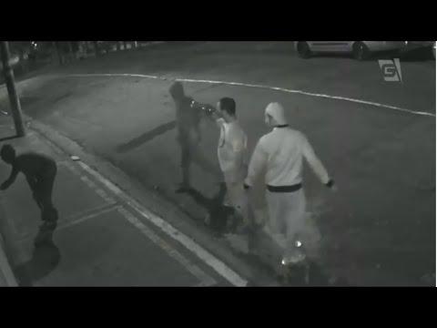 Pichadores matam morador que reclamou