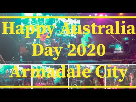 AC⚡DC LIVE Australia Day 2020 Armadale City January 26