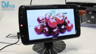 Eplutus EP-700T (DVB-T2) - обзор цифрового телевизора