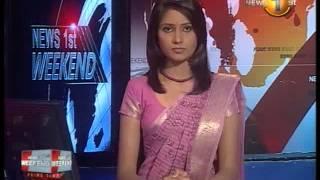 Newsfirst Prime time 8PM  Shakthi TV news 06th July 2014