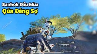 PUBG Mobile : Solo Squad Sanhok - Map cày Rank đáng sợ nhất Đầu mùa 15
