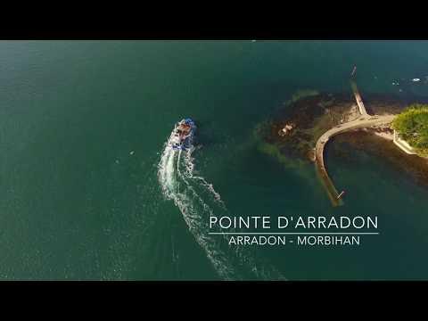 Le Morbihan vu du ciel - BRETAGNE