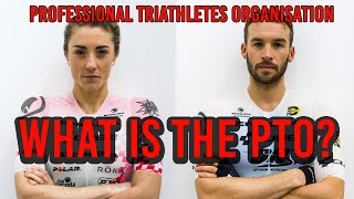 What is the PTO? | Big changes for the Triathlon Community | Red Bull HQ London