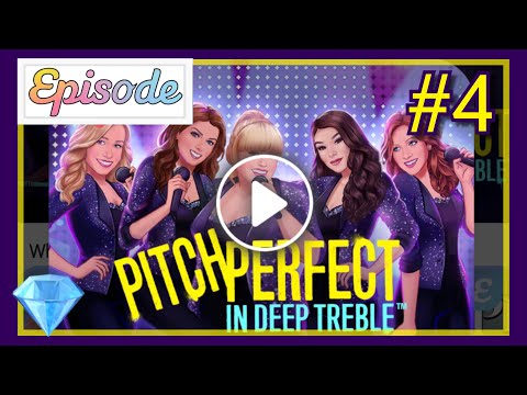 Pitch Perfect In Deep Treble - Ep 4 (All Gem Choices 💎)    EPISODE INTERACTIVE