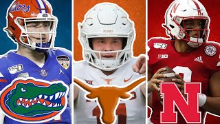 Last week i shared my top 10 for who think can win the heisman trophy next season. since this is such a quarterback-driven award, here are qb's be...