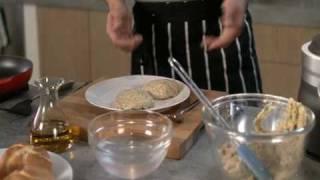Philips Robust Recipes Thai Chicken Burger