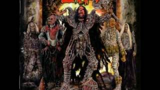 Lordi - Devil Is A Loser (Lyrics in description)