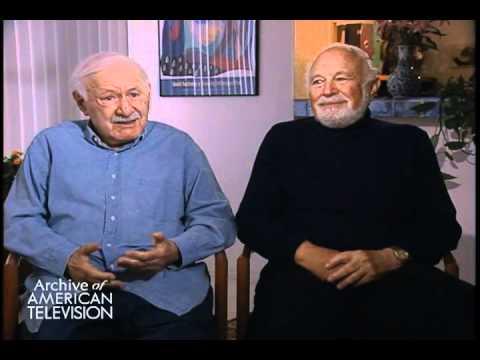Bob Schiller & Bob Weiskopf on working with actor William Frawley - EMMYTVLEGENDS.ORG