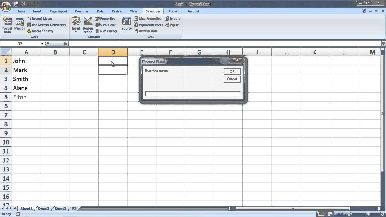 Excel VBA Array: How to Use Arrays in Excel