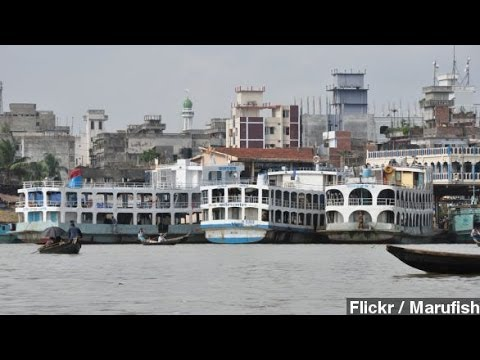 12 Dead As Bangladesh Ferry Capsizes In Storm