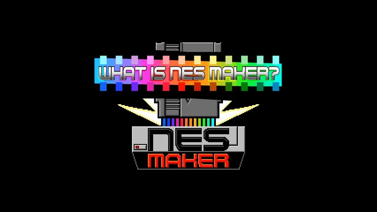 NES Maker! Make your own NES games!