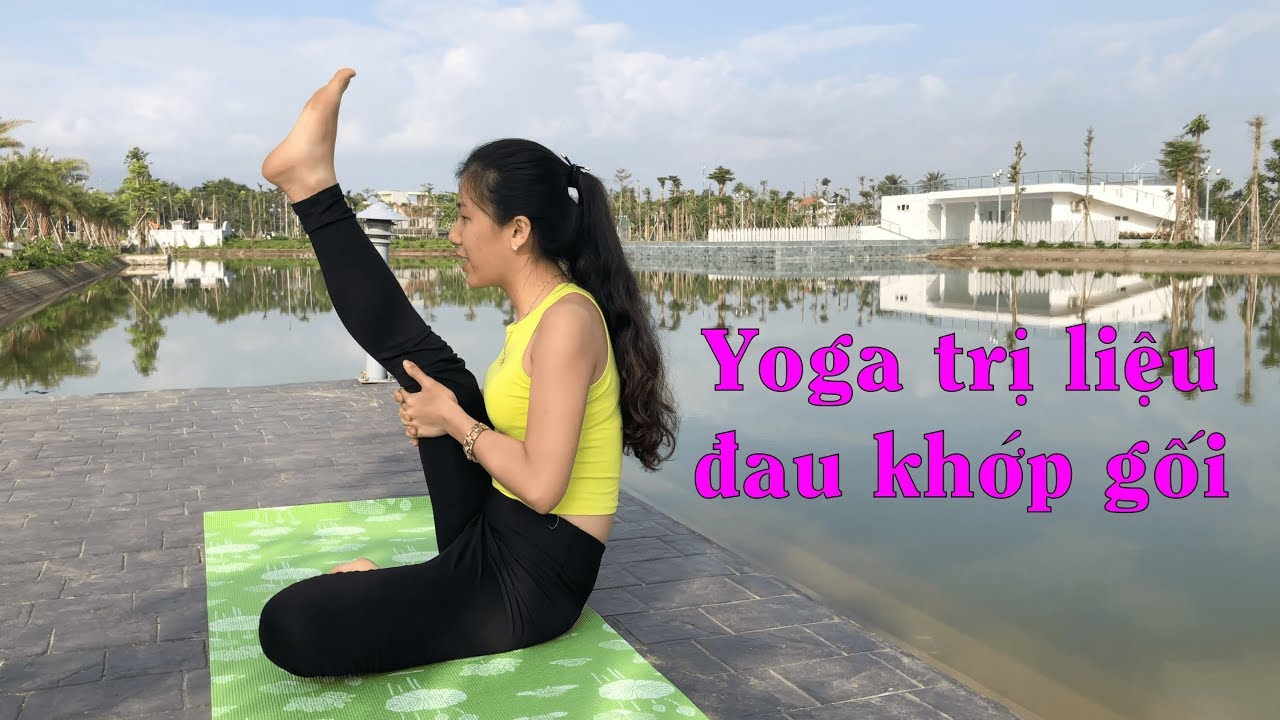 BÀI TẬP YOGA TẠI NHÀ CHO NGƯỜI ĐAU KHỚP GỐI CHÂN | Yoga Sống Khoẻ Quảng Ngãi