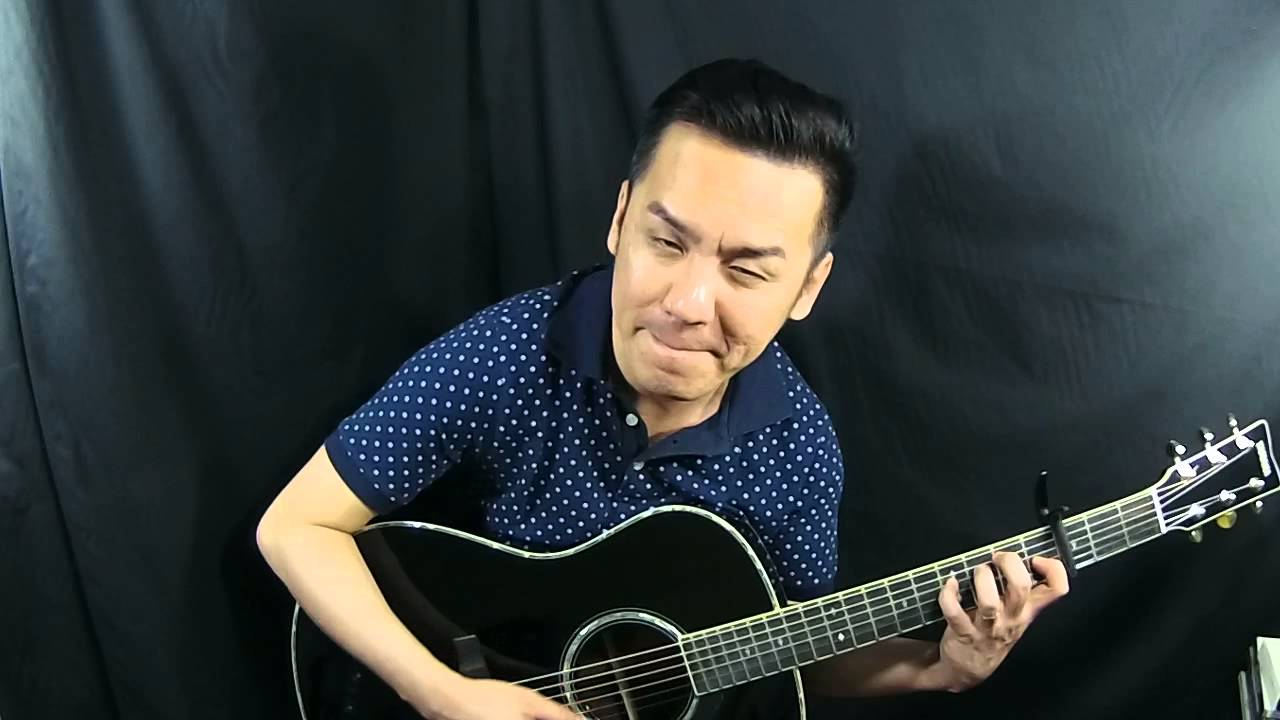 yamaha ll16d black a r e technology guitar review in singapore youtube. Black Bedroom Furniture Sets. Home Design Ideas