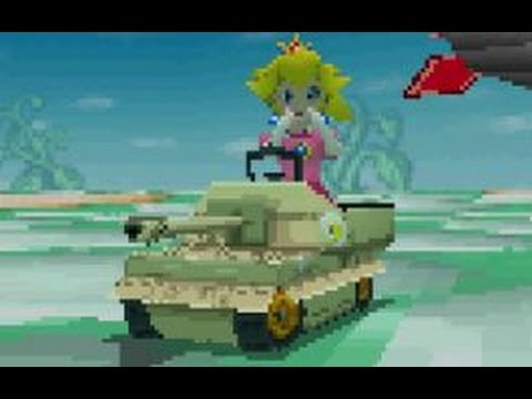 Mario Kart Ds Wii U Vc Mirror Lightning Cup 3 Star Ranking