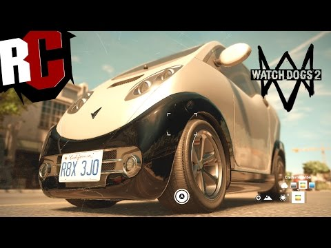 Watch Dogs 2 - Miniroadtrip! (Achievement / Trophy Guide) Drive 4km in the Merengue