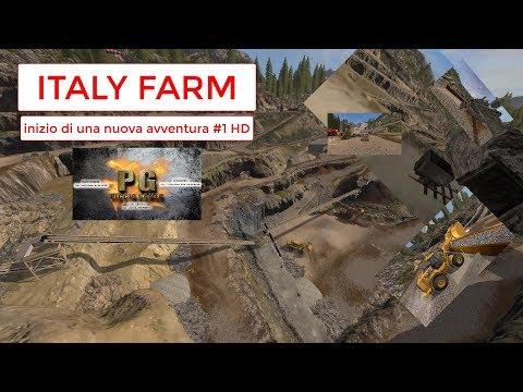 ITALY FARM inizio di una nuova avventura #1 HD