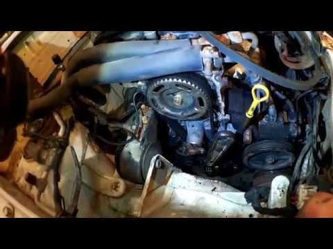 Festiva Water Pump and Timing Belt